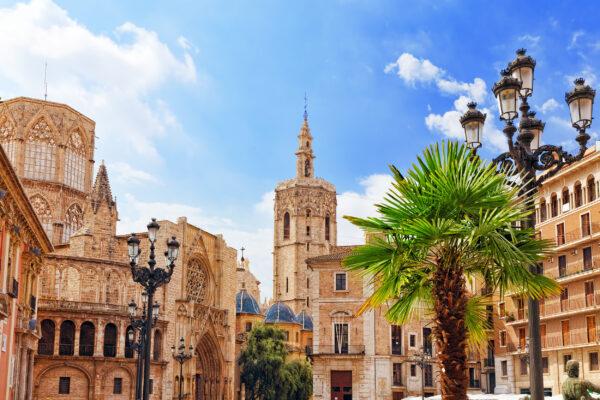 Spanien Valencia Stadt