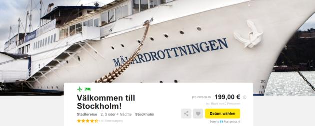 Stockholm Yacht Hotel