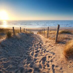 Niederlande: 5 Tage in eigenem Ferienhaus an der Nordsee ab 36€