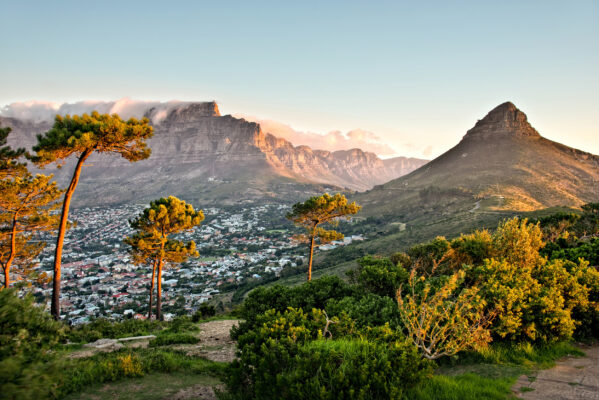 Südafrika Signal Hill