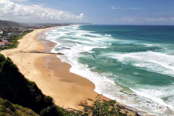 Südafrika Garden Route Strand