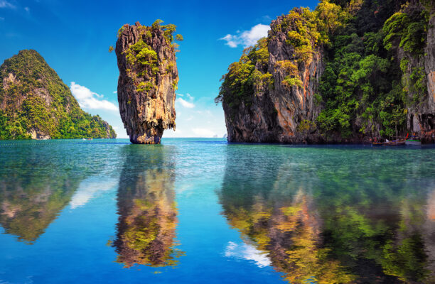 Thailand Phuket Wasser