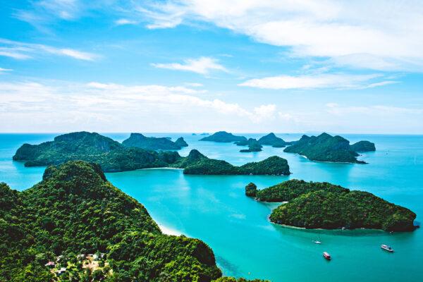 Thailand Aang Thong