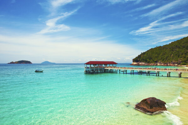 Thailand Jetty