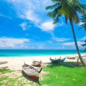 Entspannung pur in Thailand: 15 Tage Koh Mak mit Strandunterkunft und Flug nur 459€