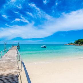 Das ferne Paradies: 9 Tage Thailand / Hua Hin im 4.5* Resort inkl. Frühstück & Flug für 662€