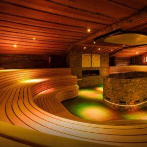 Thermen Bussloo Hotel Sauna
