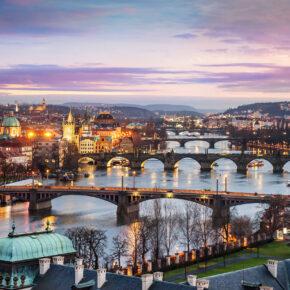 Kurztrip nach Tschechien: 3 Tage Prag mit Hotel & Frühstück nur 30€