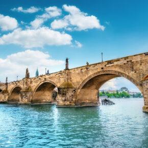 Städtetrip: 3 Tage in Prag im guten 4* Hotel nur 34€