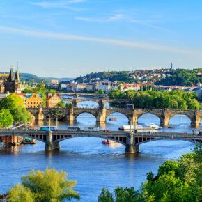 Wochenende in Prag: 2 Tage Städtetrip im zentralen TOP 4* Hotel inkl. Frühstück nur 21€
