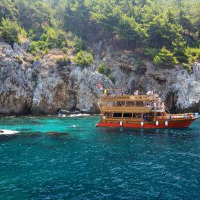 Luxus in der Türkei: 4 Tage über's Wochenende im TOP 5* Hotel mit All Inclusive, Flug, Transfer & Zug nur 259€