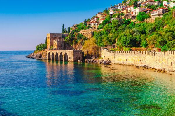 Türkei Alanya Festung