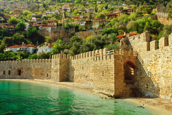 Türkei Alanya Festung 2