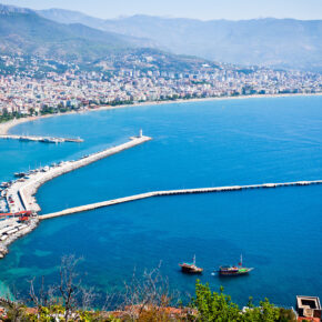 Türkei Luxus: 7 Tage Alanya All Inclusive im TOP 5* Hotel mit Flug & Transfer nur 241€ // Singles nur 248€