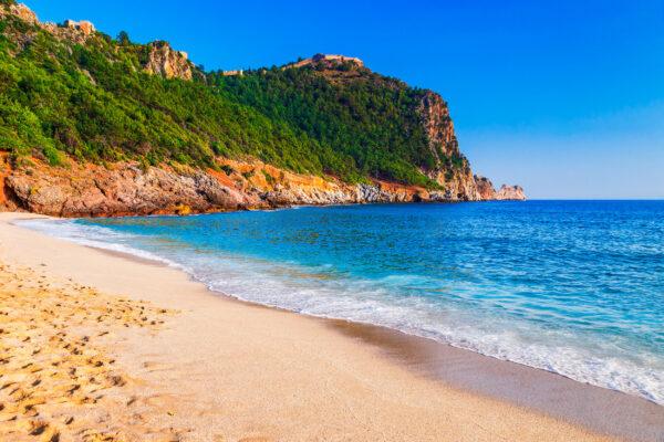 Türkei Alanya Strand