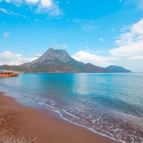 Herbstferien Türkei: 7 Tage mit der Familie im TOP 5* Hotel mit All Inclusive, Flug & Transfer nur 389€