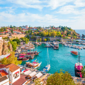 Türkische Riviera: Tipps für Euren Urlaub in Antalya, Alanya & Kemer
