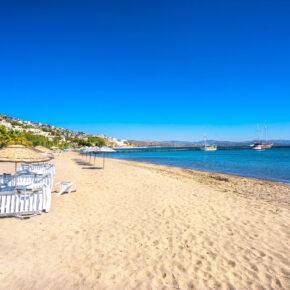 Familienurlaub in der Türkei: 7 Tage Bodrum im 4* Strandhotel mit All Inclusive, Flug & Transfer nur 207€