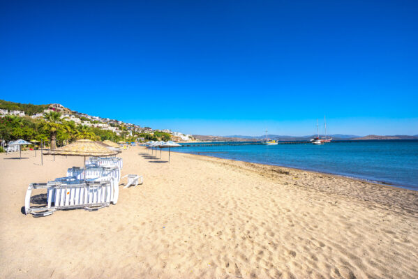 Türkei Bodurm Camel Beach Bitez