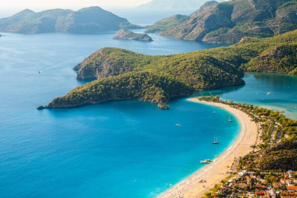 Türkei Oludeniz Strand