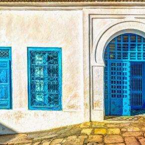 Lastminute Tunesien: 4 Tage im 4* Hotel mit All Inclusive, Flug, Transfer & Zug nur 149€