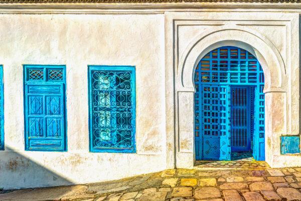Tunesien Haus