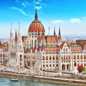Tagestrip: Hin- und Rückflüge nach Budapest nur 21€