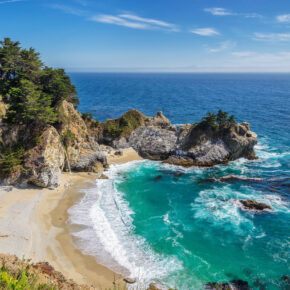 USA Megadeal: 19 Tage an der Westküste inkl. Direktflug mit Lufthansa & Camper nur 593€