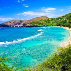 USA Hawaii Oahu