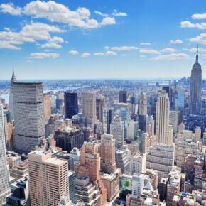 Wintertraum: 8 Tage New York im TOP 3* Hotel in Manhattan mit Flug nur 386€