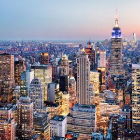 New York City: 8 Tage im 4* Hotel direkt am Times Square mit Flug für 378€