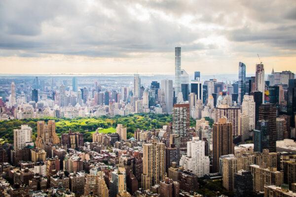 USA New York Park View