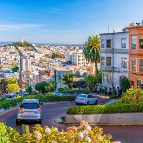 Kalifornien: Hin & Rückflüge nach San Francisco nur 255€