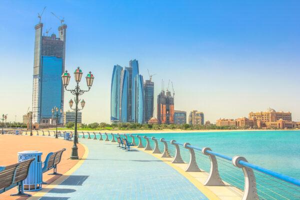 VAE Abu Dhabi Promenade