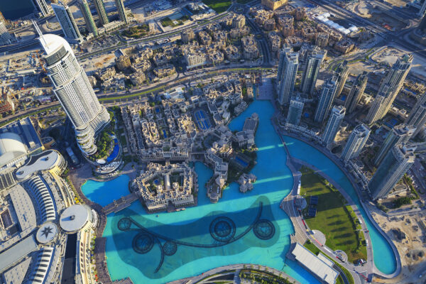 VAE Dubai Pool