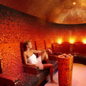 Vitalhotel Therme Geinberg Sauna