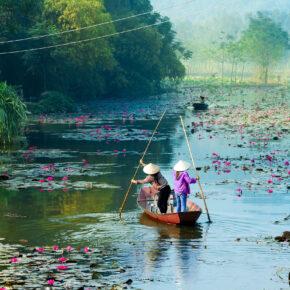 Die TOP 11 der besten Nationalparks in Vietnam