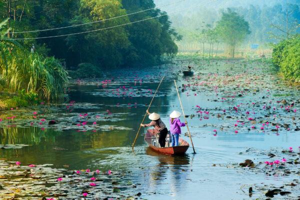 Nationalparks Vietnam