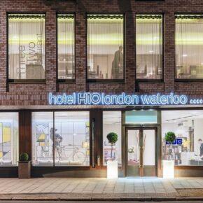 H10 Waterloo London Aussen