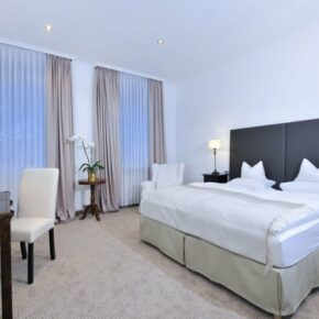 Wyndham Garden Bad Kissingen Zimmer