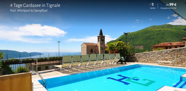 4 Tage Gardasee