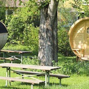 Camping & Pension Au