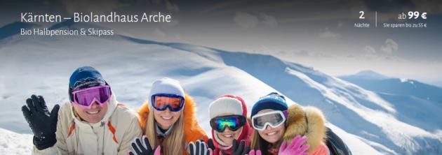 Kärnten Skifahren