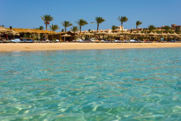 Ägypten Küste
