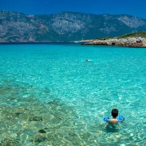 Familienurlaub in der Türkei: 7 Tage in Side im TOP 5* Hotel mit All Inclusive, Flug, Transfer & Zug nur 249€