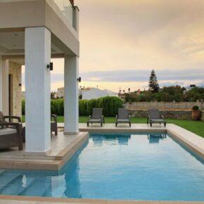 Alexandros Villa Pool