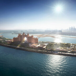 Atlantis The Palm Ansicht