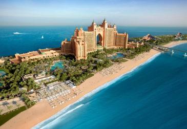 Luxus in Dubai: 7 Tage im TOP 5* Atlantis The Palm mit Meerblick, Flug, Transfer & Zug für...