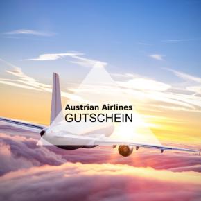 Austrian Airlines Gutschein - 20% Rabatt auf Flugbuchung
