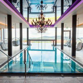 Luxus & Wellness: 3 Tage Bayerischer Wald im TOP 4* Hotel mit Verwöhnpension & Spa nur 169€